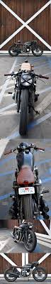 CB550 custom build by Brady Young, love this bike but the