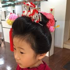 七五三 ヘアスタイルヘアアレンジ ブログ 新丸子 武蔵小杉 美容室