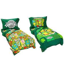 teenage mutant ninja turtles bedroom decor teenage mutant ninja turtles 4 piece toddler bedding set teenage
