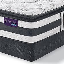 king pillow top mattress. Serta Hybrid Observer King Super Pillowtop Mattress Pillow Top