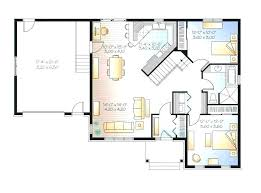 amazing ultra modern floor plan 4 bed beach home 44122td architectural designs