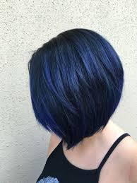 Subtle Blue Highlights Black Hair Subtle Blue Highlights Archives Stonebuilder Us