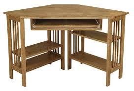 image corner computer. Amish Office Furniture Mission Corner Computer Desk Image