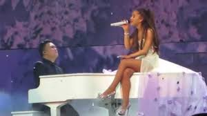 ariana grande madison square garden. Perfect Madison Ariana Grande Performs  For Madison Square Garden