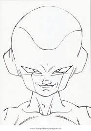 Disegno Dragonballfreezer0 Personaggio Cartone Animato Da Colorare