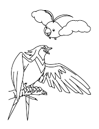 Pokemon Advanced Coloring Pages Coloringpages1001com