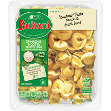 buitoni spinach ricotta tortelloni refrigerated pasta 20 oz pack walmart