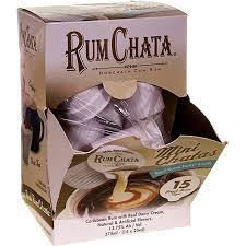 Enjoy rumchata cold brew from your favorite glass, or straight from the bottle. Rumchata Mini Chatas Gotoliquorstore