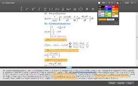 screenshot 3 daum equation editor