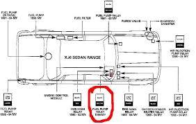 jaguar x type fuel pump wiring diagram wiring diagram and jaguar s type radio wiring diagram diy diagrams fuel pump relay fuel pump relay diagnostic troubleshooting notes