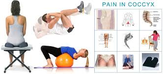 We Offer Tailbone Or Coccydynia Pain Treatment Exercises
