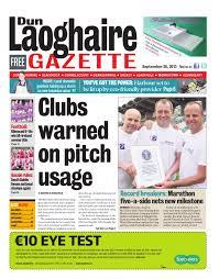 Dun laoghaire by Dublin Gazette - issuu