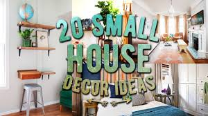 Small Picture 20 Small house decor ideas YouTube