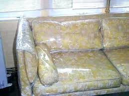 clear plastic furniture. Clear Vinyl Furniture Covers Plastic Slipcovers For Sofa . L