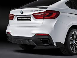 BMW X6 M Performance Parts range adds grunt | GoAuto