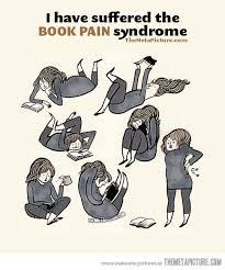 book pain syndrome