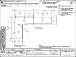 reception desk construction plans