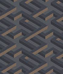Luxor Behangpapier Geometric 2