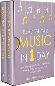 At the end of the lesson are some example pieces that will allow you to try out what you. Read Guitar Music In 1 Day Bundle The Only 2 Books You Need To Learn Guitar Sight Reading Guitar Sheet Music And How To Read Music For Guitarists Today By Preston Hoffman