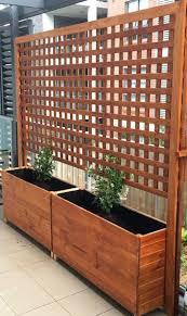 Decorative Planter Boxes Decoration Wooden Pot Plant Holder Best Wood To Make Planter 33