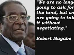 Mugabe Love Quotes