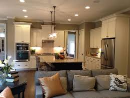 Open Kitchen Island Designs Open Kitchen Designs With Island Small Space