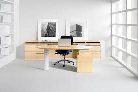 excellent desk office. Impressive Modern Home Office With Black Glass Table In Top Outstanding. London Penthouse. Excellent Desk W