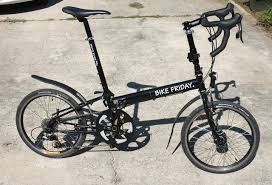 Fs Bike Friday Nwt Upright Folding Bike Bentrider Online Forums