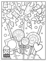 candy coloring page. Brilliant Page Candy Coloring Page On L