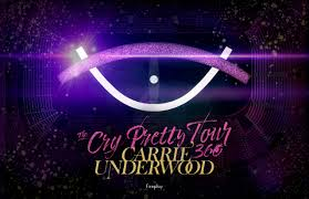Pollstar Carrie Underwoods Cry Pretty Tour 360 Degrees