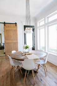 terrific dining chair trend together with round farmhouse