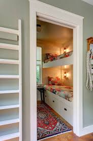 Built In Bed Designs Top 25 Best Bunk Rooms Ideas On Pinterest Bunk Bed Rooms White