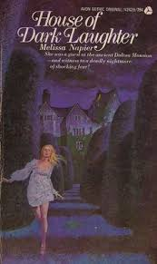 avon gothic paperback house of dark laughter