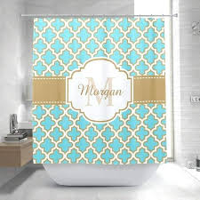 moroccan shower curtain vintage gold cyan monogram shower curtain 1 2 moroccan style shower curtain uk moroccan shower curtain