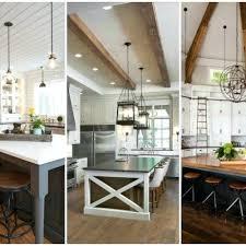 Farm House Kitchens White Kitchen Ideas A Modern Farmhouse Pictures