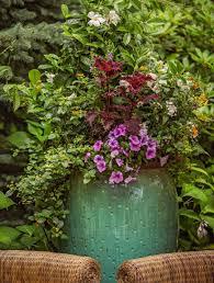 container garden. Texture Play Container Garden