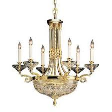 waterford beaumont 6 arm chandelier