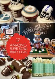 Super Bowl Party Decorating Ideas 60 Amazing Super Bowl Party Decorating Ideas for 60 Spaceships 1