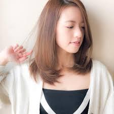 おでこが広い女性へ顔型別似合う前髪髪型特集 I Seeアイシー