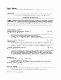 New Resume Builder Elegant New Federal Resume Builder Usajobs Resume