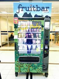 Fruit Bar Vending Machine Adorable Rae Zhang On Twitter Fruit Bar At Rbwh Packed Fruits Nuts