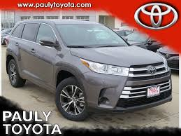 New 2018 Toyota Highlander LE 4D Sport Utility in Crystal Lake ...