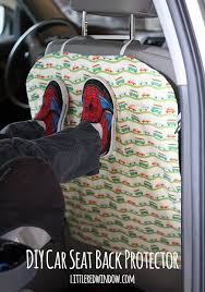 auto drive seat covers installation diy car seat protector footprints car seats and diy car