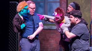 Mercury Theater's 'Avenue Q' Revival Taps Into Irresistibly Funny  Truthiness of Life's Disappointments | Chicago News | WTTW