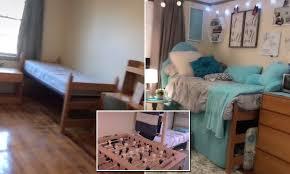 Moore College Of Art And Design Dorms Students On Tiktok Show Impressive Dorm Transformations
