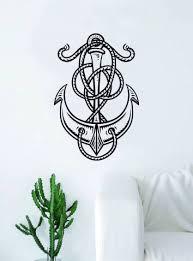 nautical anchor wall decor elegant elegant nautical decals for boats