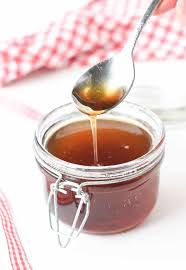 keto maple syrup sweetashoney sah
