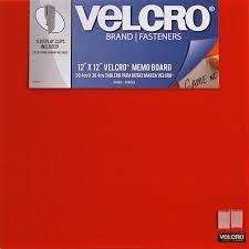 Velcro Memo Board Amazon Velcro 100x100 Inches Bulletin Board Frameless Orange 6