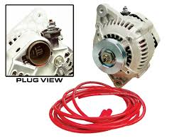 direct fit high output alternator 140 amp 1985 1992 22r 22re truck Chevy 3 Wire Alternator Diagram direct fit high output alternator 140 amp 1985 1992 22r 22re truck & 4runner