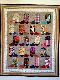 cowboy boot quilt pattern & cowboy boot quilt 44 Adamdwight.com